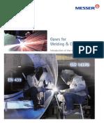 Gases de Proteccion MIG-MAG-GMAW. Standard ISO 14175 vs en 439