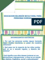 Bilinguismo Para Curso