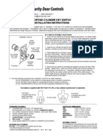 SDC 702 Instruction Manual