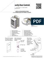 SDC E75KQE1Q Instruction Manual