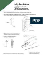 SDC Z7832 Instruction Manual