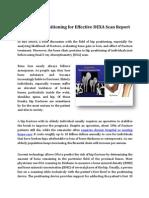 Proper Hip Positioning for Effective DEXA Scan Report