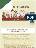 Participación Política