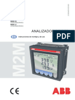 Instrucciones de Montaje y de Uso M2M 1.0 ES