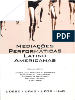 Mediações Perfomáticas Latino Americanas