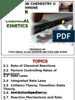 Chm096 Chapter 2 Chemical Kinetics Nov 2013 - Mac 2014