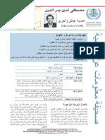 صحيفة معلومات عن القضية - مصطفى أمين بدر الدين