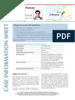 Case info sheet - Assad Hassan Sabra