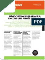 Négociation Salariale Difficile Syndic Hebdo 3 Oct 2013