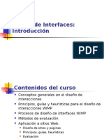 Dise Nio Interfaces