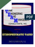 Hydro Tanks