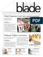 Washingtonblade.com, Volume 46, Issue 19, May 8, 2015