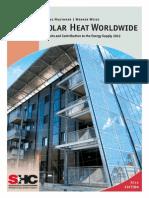 Solar Heat Worldwide 2014
