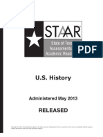 STAAR-EOC-TestUSHistory