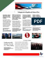 Boletín Cuba de Verdad Nº 77-2015