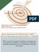BPF eSistema da Qualidade