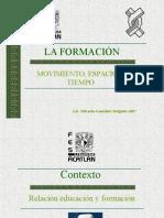3 LA FORMACIÓN 2007.ppt