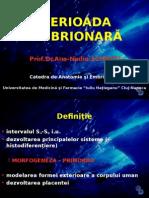5 Embriologie 3 Perioada Embrionara