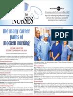 Salute to Nurses 2015