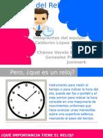 Presentacion Reloj