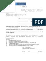 Anexo Proceso 2015 Cecas