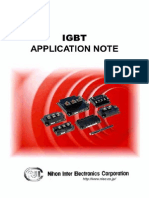 IGBT's Application Note Eng