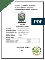 Informe Nº 05 - A.quimico