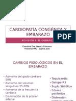 Cardiopatía Congénita y Embarazo