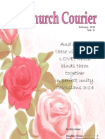 The Church Courier, February 2010