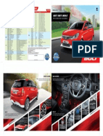 TATA BOLT Accessories Brochure