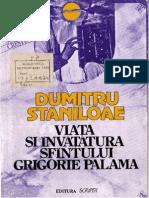 Dumitru Staniloae - Viata si invatatura Sfantului Grigorie Palama.pdf