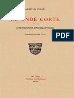 Ducati - Le Onde Corte Nelle Comunicazioni Radioelettriche_1927