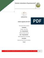 Estatuto Departamental de Tarija 2015