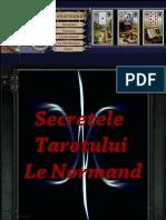 secretele tarotului lenormand
