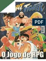 Dragão Brasil Especial 09 - Street Fighter - O Jogo de RPG