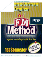 FM Method Book 1st Semester Final