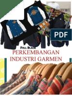 Perkembangan Industri Garmen