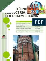 Visita Técnica Cervecería Centroamericana