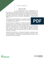 Resumen Ejecutivo Innova School Amazonas