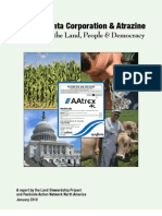 Atrazine Report - Land Stewardship Project