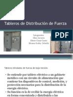 Tableros de Distribución de Fuerza 3.4