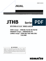 JTHB Breaker Shop Manual