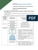 Certificación en Sistemas Operativos de RED Lizunde