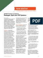 Split and VRF system