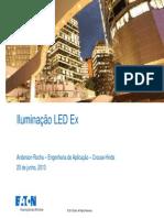 Iluminação LED Ex