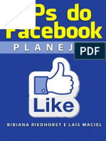 3 Ps Do Facebook Planejar
