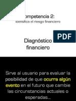 Competencia 1.10 Riesgo Financiero