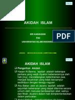 9. Aqidah Islam
