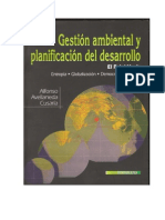 Gestion Ambiental y Planificacion