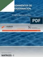 FP 07 - Matrices I